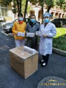 新西兰企业Streamland新溪岛捐赠口罩10000只驰援疫情!