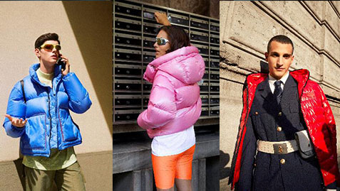DUVETICA杜威迪嘉-意大利新一代高端时尚奢华羽绒服品牌